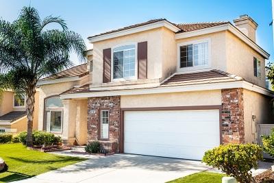 San Diego Single Family Home For Sale: 13884 Lewiston St.