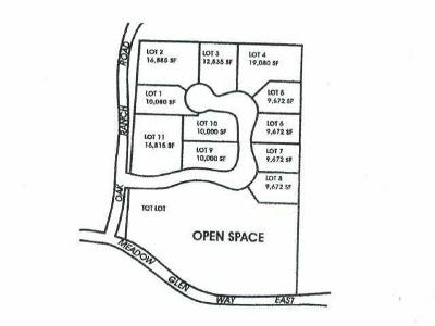Escondido Residential Lots & Land For Sale: 10410 E Meadow Glen Way E