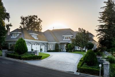 Single Family Home For Sale: 12966 Lomas Verdes Drive