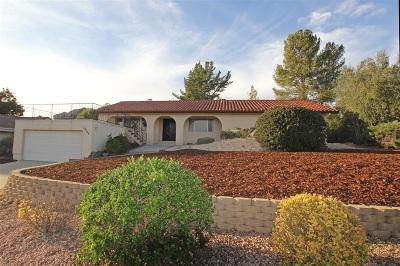 Escondido Single Family Home For Sale: 28224 Glenmeade Way