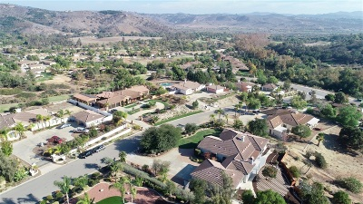 Fallbrook Single Family Home For Sale: 3671 Genista Place