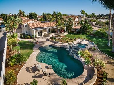 Bonita Single Family Home For Sale: 1734 South Point Drive