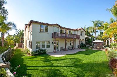 Encinitas Single Family Home For Sale: 791 Jensen Ct