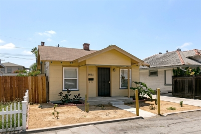 University Heights Single Family Home For Sale: 3061 Walton Place