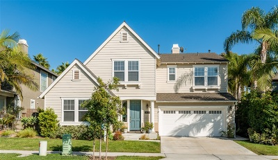 Carlsbad Single Family Home For Sale: 6986 Waters End Dr