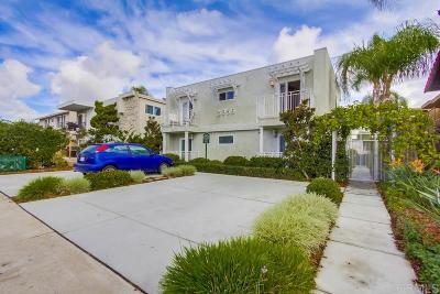 San Diego Attached For Sale: 3959 Idaho St #9