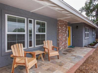 Fallbrook Single Family Home For Sale: 1336 E Fallbrook St