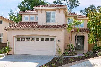 Single Family Home For Sale: 12173 Libelle Court