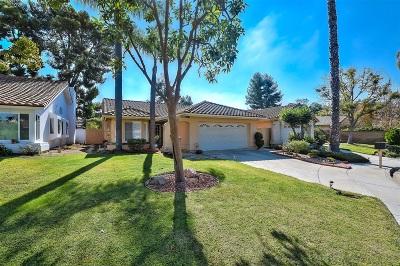 Vista Single Family Home For Sale: 1225 Brewley Lane