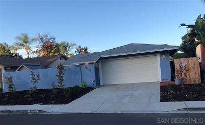 Rancho Penasquitos, Rancho Penesquitos Single Family Home For Sale: 15443 Paseo Ajanta