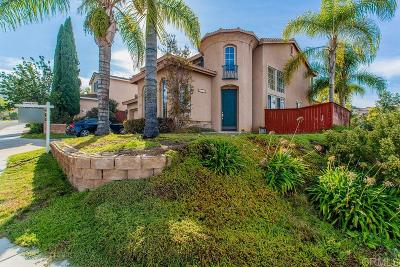 San Marcos Single Family Home For Sale: 693 Jay Ct