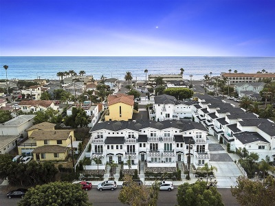 Carlsbad Townhouse For Sale: 3337 Lincoln St.
