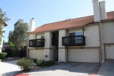 Vista Townhouse For Sale: 325 Windy Ln