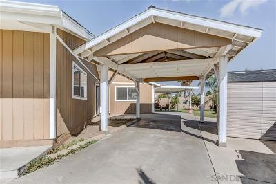 Single Family Home For Sale: 7696 Kiwi Street