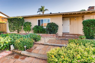 Tierrasanta Single Family Home For Sale: 10433 La Morada Dr