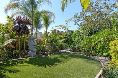 Oceanside Single Family Home For Sale: 741 Point Arguello