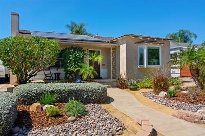 Talmadge, Talmadge/College Area Single Family Home For Sale: 4670 50th Street