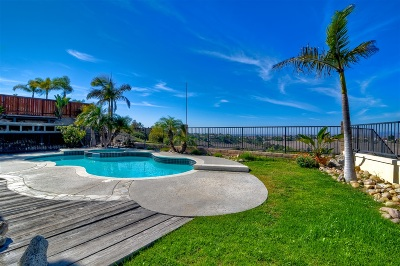Oceanside Single Family Home Back On Market: 5148 Bella Collina
