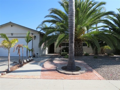 Oceanside Single Family Home For Sale: 720 Flora Dr
