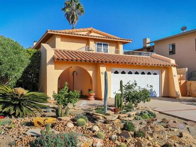 Del Mar Single Family Home For Sale: 13823 Recuerdo Drive