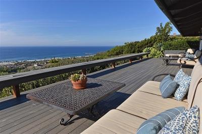 La Jolla Shores Single Family Home For Sale: 8258 Prestwick