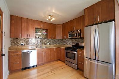 Norma Heights, Normal Heights Single Family Home For Sale: 3417 Copley Ave