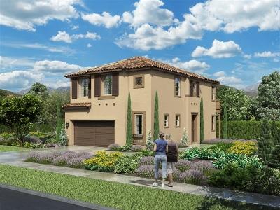 Oceanside Single Family Home For Sale: 1272 Via Candelas (50)