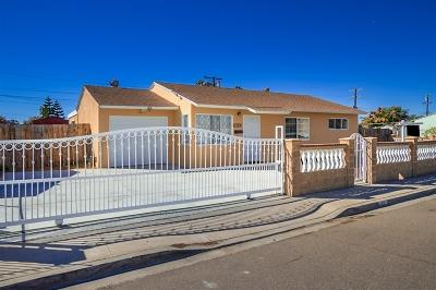 San Diego Single Family Home For Sale: 460 Enicintas Avenue