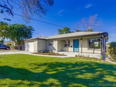 Single Family Home Pending: 8090 Canton Dr