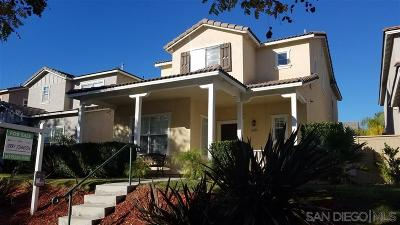 Otay Ranch Single Family Home For Sale: 1825 Sebastopol Street