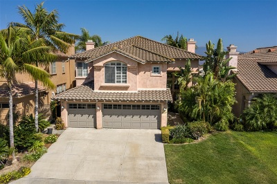 Chula Vista Single Family Home For Sale: 1117 Crystal Downs Dr