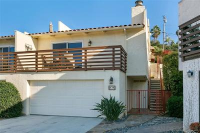 Solana Beach Condo For Sale: 878 Viva Ct