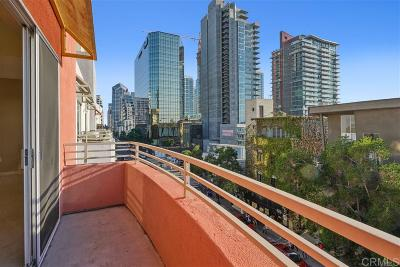 Attached For Sale: 1501 India St #504