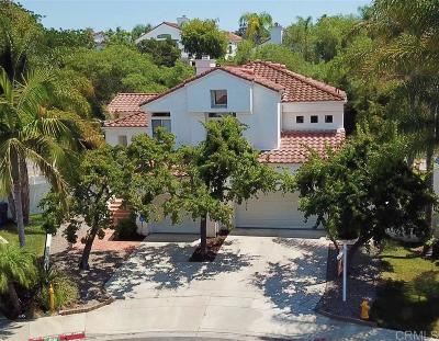 Oceanside Single Family Home For Sale: 4981 Marin Drive