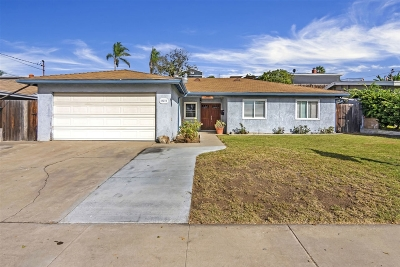 Chula Vista Single Family Home For Sale: 943 Melrose Ave