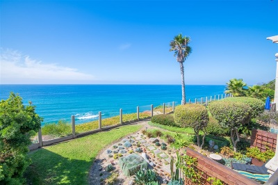 Encinitas Townhouse For Sale: 920 Sealane Dr #D
