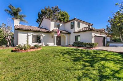 Single Family Home Sold: 2844 Levante Street