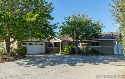 Single Family Home For Sale: 14422 Midland Rd.
