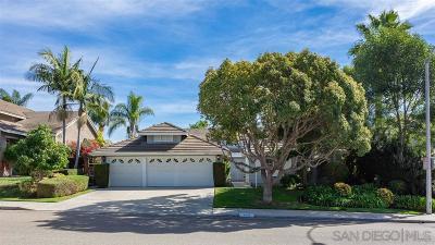 Oceanside Single Family Home For Sale: 4765 Marblehead Bay Dr