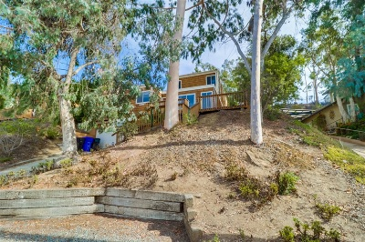 Pacific Beach, Mission Beach Single Family Home For Sale: 4867 Academy Street