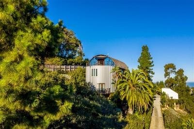 La Jolla CA Single Family Home For Sale: $1,570,000