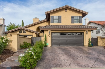 Single Family Home For Sale: 2744 Llama Ct