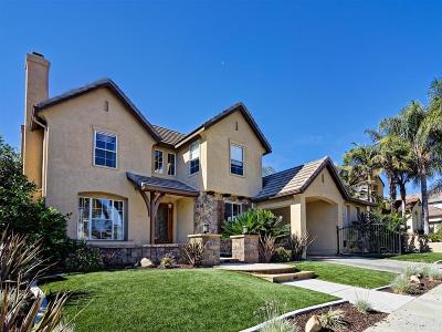 San Marcos Single Family Home For Sale: 608 Concord Pl