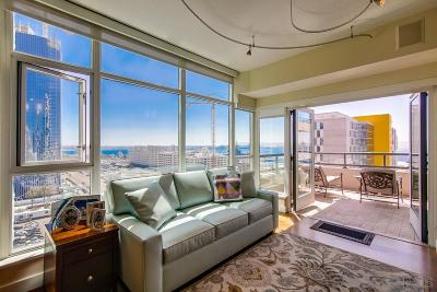 San Diego Attached For Sale: 1199 Pacific Highway #1405
