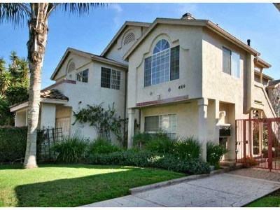 San Diego Attached For Sale: 4169 Louisiana Street #7
