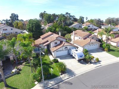 Vista Single Family Home For Sale: 1158 Casa Bonita