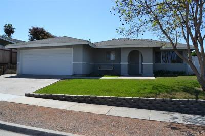 Oceanside Single Family Home For Sale: 203 Madison