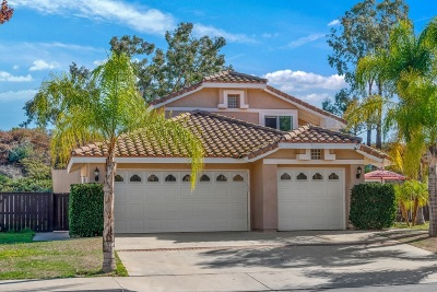 Murrieta, Temecula Single Family Home For Sale: 39930 Ranchwood Dr.