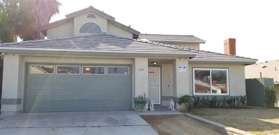 San Diego Single Family Home For Sale: 7171 Terra Cotta Road