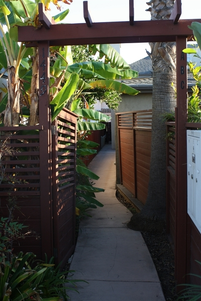 Pacific Beach Rental For Rent: 1449 Reed Ave. #A